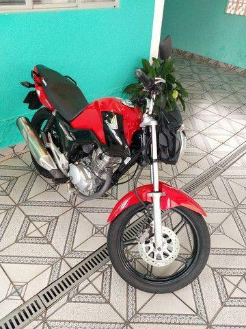Honda CG 150 2015 - PARCELADA - Foto 6