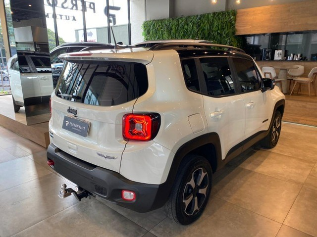 Jeep Renegade Trailhawk 2.0 Turbo Diesel 4x4 Automático 2020 - Foto 20