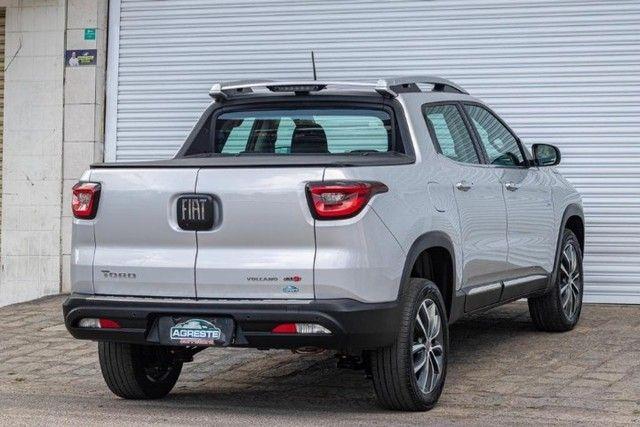 Fiat toro volcano 4x4 automática diesel 2019 IPVA 2021 Pago - Foto 4