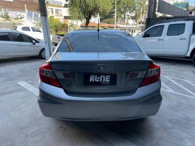 Honda Civic Lxs 1.8 Flex Aut 2015 - Foto 7