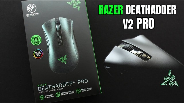 Mouse Razer Deathadder V2 Pro Wireless RZ01-03350100-R3U1