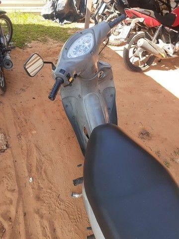 Vendo um moto Honda biz  - Foto 4