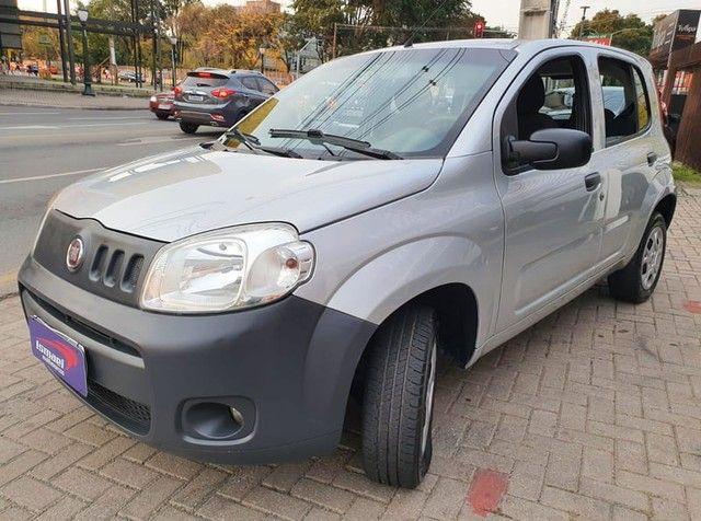 Fiat UNO VIVACE 1.0 8V FLEX 4P MEC. - Foto 5
