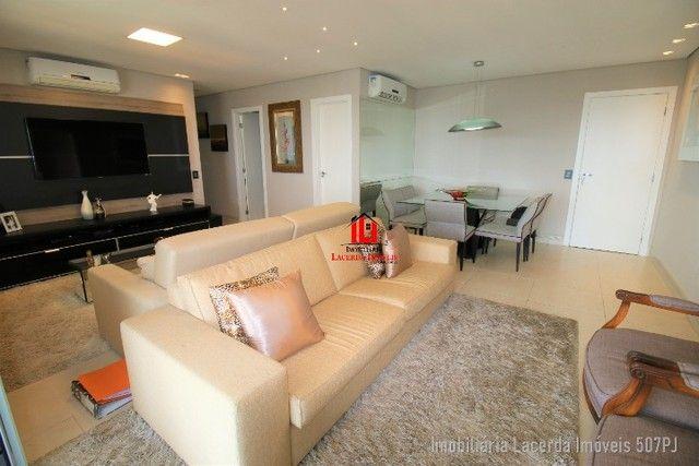 Apartamento 3 suítes, 134m², Andar Alto, Financia, Varanda Churrasqueira - Foto 11