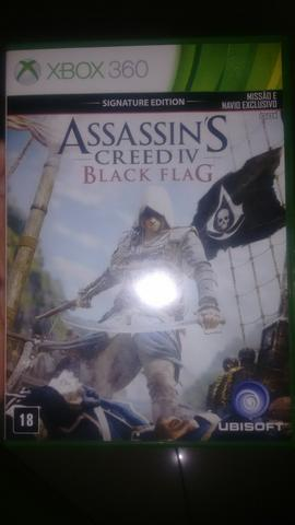 Assassins Creed Black frag