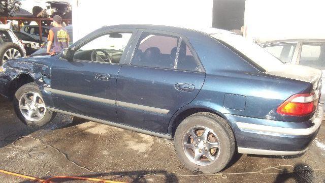 Sucata Mazda 626GLS aut peças motor cambio bancos lataria