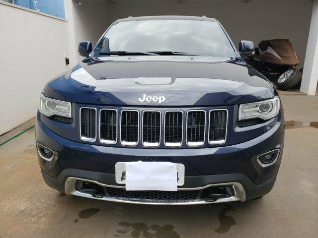 Great Jeep Grand Cherokee 2014 3.6 Limited 4x4 V6 Gasolina 4P Automático