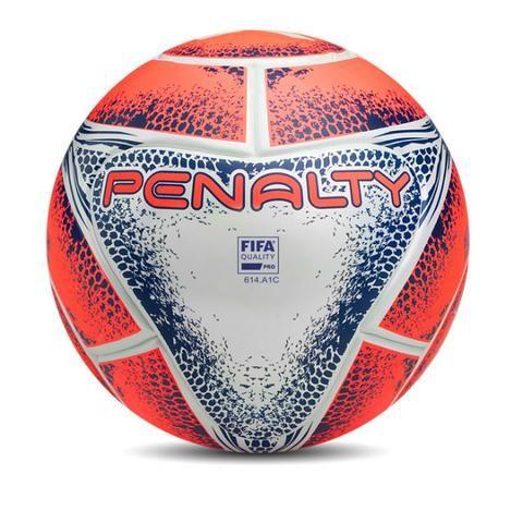 56329a7fdc Bola Penalty Futsal MAX 1000 Termotec FPFS bco vrm - Esportes e ...