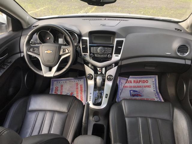 Gm - Chevrolet CRUZE 2016 LT 1.8 Automático FlexPower Completo - Foto 15