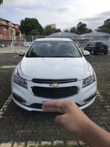 Gm - Chevrolet CRUZE 2016 LT 1.8 Automático FlexPower Completo