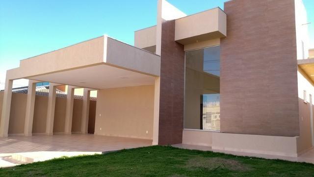 Samuel Pereira oferece: Casa Alto da Boa Vista Nova Moderna Escriturado 3 Suites Armários
