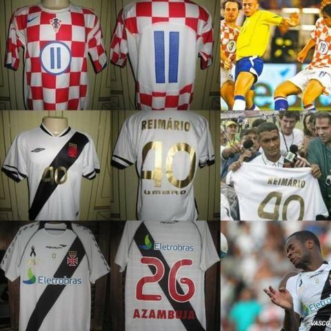Camisa da Lazio #9 Di canio - Foto 5