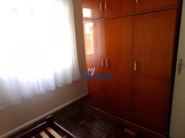 Apartamento para alugar, 58 m² por r$ 850,00/mês - boa vista - curitiba/pr - Foto 20