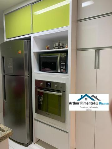 Planto GreenVille Nascente 2/4 com Home finamente decorado - Foto 11
