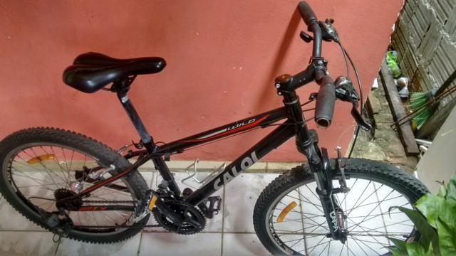 Bicicleta caloi para Vendê ou troco - Foto 3