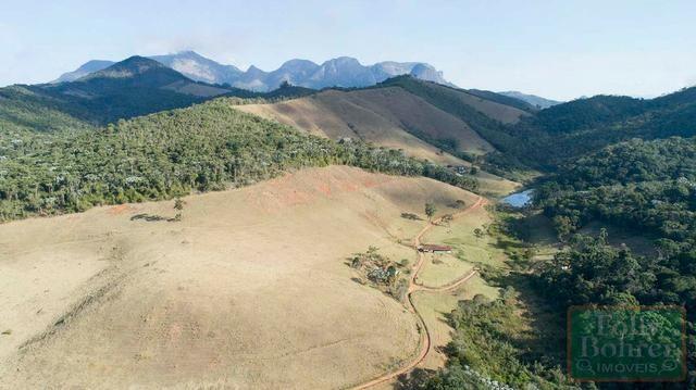 Fazenda com 588,71 hectares, situada na estrada Friburgo-Teresópolis, na altura de Vieira - Foto 3