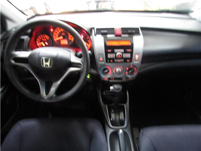 Honda City 1.5 lx 16v flex 4p automático - Foto 7