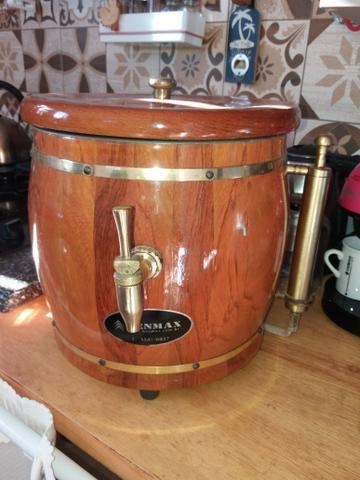 Choppeira Beer Chopp BENMAX de marfim