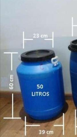 Bombona / Barricas / Tambores 50 litros usados