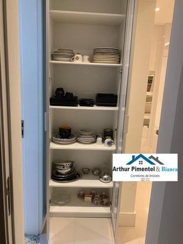 Planto GreenVille Nascente 2/4 com Home finamente decorado - Foto 10