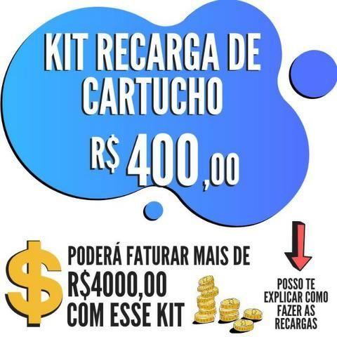 Kit de Recarga de Cartucho