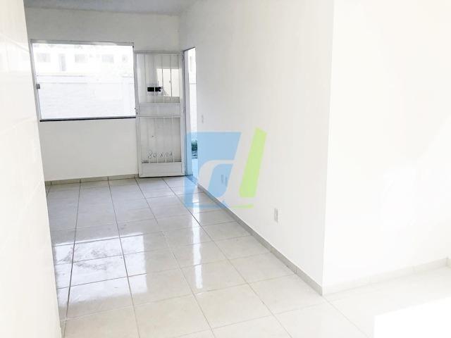 Casa nova, dois quartos com garagem - Foto 3