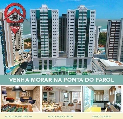 Vivendas do Farol | aptos com 3 qtos 81 m