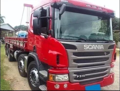 Scania P310 Bi-truck