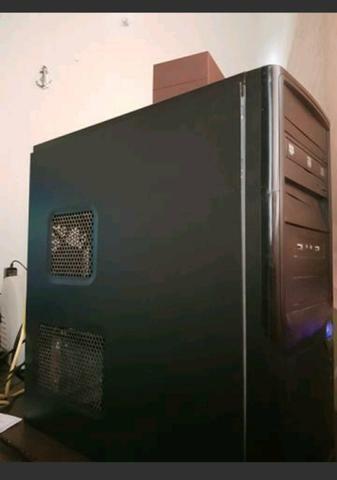 Pc i3 3220 3.3hz com TV Philips 34 pol e Sky pre-pago