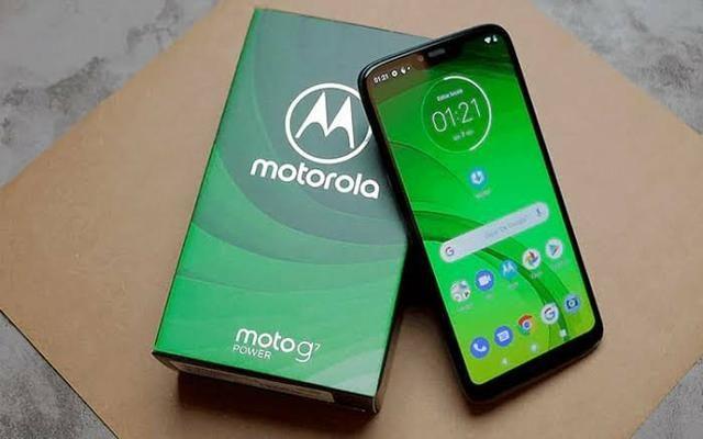 Moto G7 Power 32 GB com Garantia