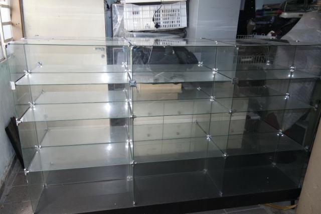Vitrine central de vidro(super oferta)