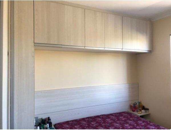 Lindo Apto com armários planejados Residencial Eviva - Foto 2