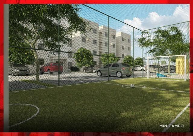 Apartamento com 2 quartos no Janga, excelente localização e área de lazer completa - Foto 8