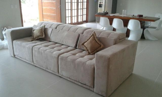 Sofa alto padrão - Foto 4