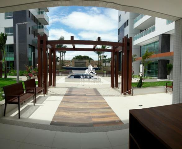 Atmosphere Adrianópolis 4 suítes fino acabamento pronto para morar - Foto 4