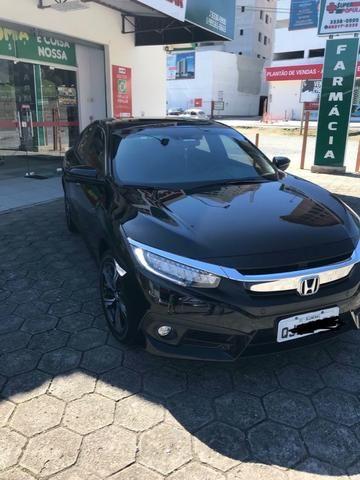Vende Honda civic touring - único dono