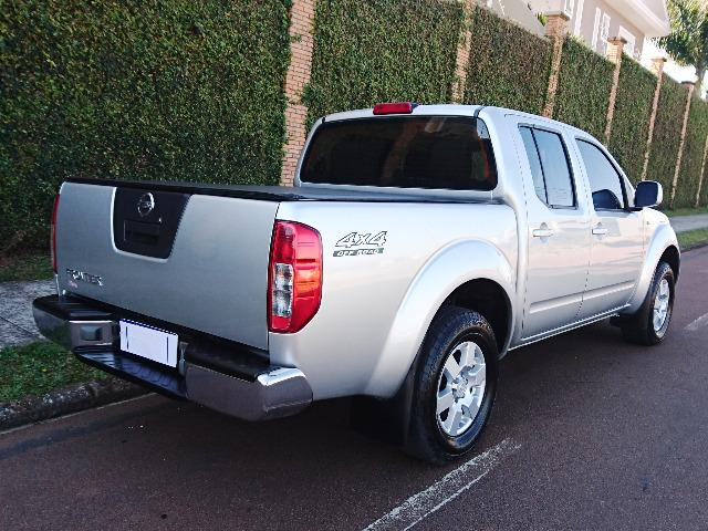 Nissan Frontier S 2.5 4X4 Turbo Diesel Impecável - Foto 4