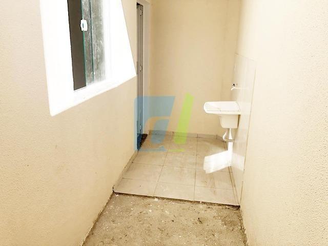 Casa nova, dois quartos com garagem - Foto 10