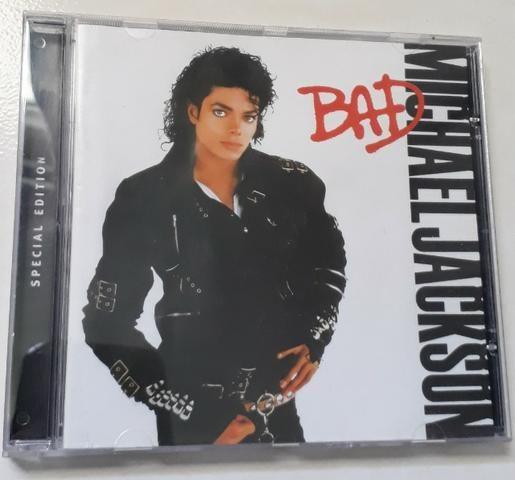 Cd Bad Special Edition - Michael Jackson