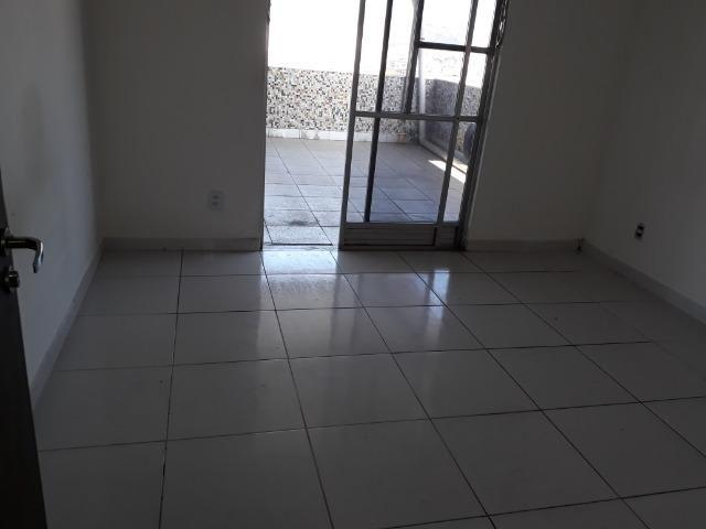 Largo Bicão Cobertura Linear terração em L salão 3 quartos (2 suites) garagem - Foto 9