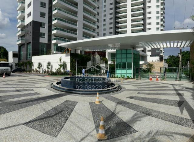 Atmosphere Adrianópolis 4 suítes fino acabamento pronto para morar - Foto 2