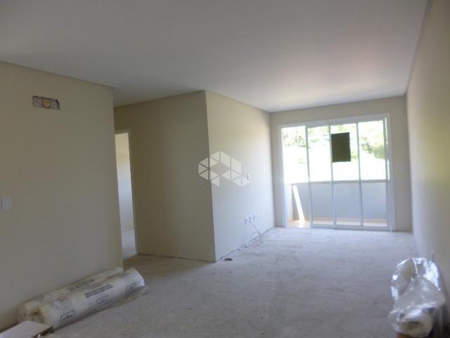 Apartamento à venda com 2 dormitórios em Triângulo, Carlos barbosa cod:9914374 - Foto 3