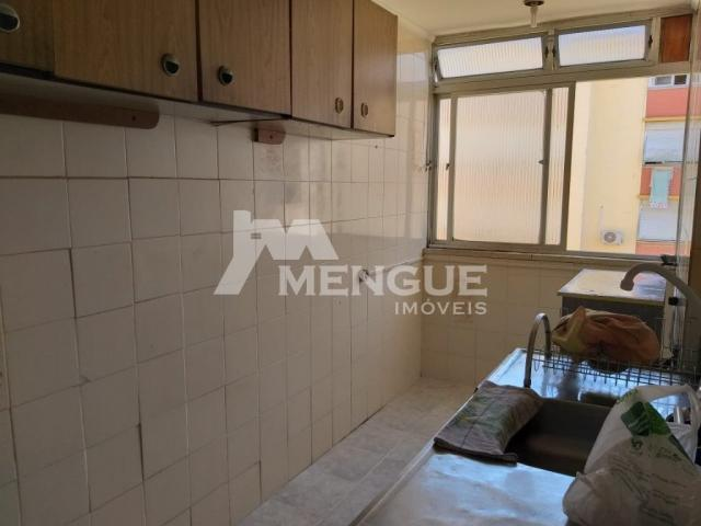 Apartamento à venda com 1 dormitórios em São sebastião, Porto alegre cod:6666 - Foto 13