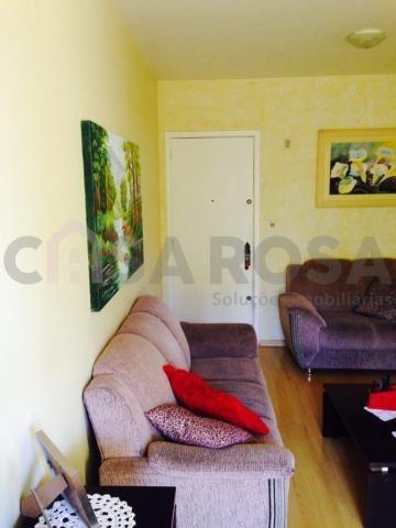 Apartamento à venda com 2 dormitórios em Nossa senhora de lourdes, Caxias do sul cod:1244 - Foto 13