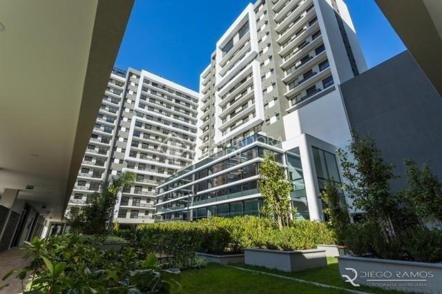 Apartamento para alugar com 1 dormitórios em Jardim do salso, Porto alegre cod:305308 - Foto 4