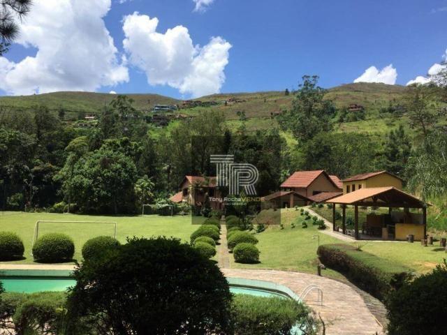 Fazenda 85.000m² (Mais de 8 Hectares) para construção - Fischer, Teresópolis - Foto 3