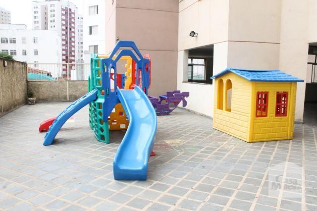 Apartamento à venda com 3 dormitórios em Grajaú, Belo horizonte cod:257543 - Foto 17