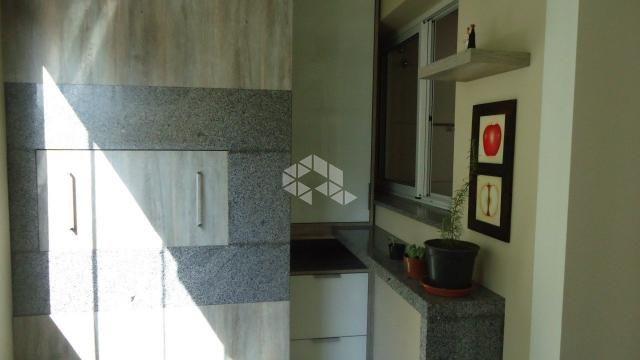 Apartamento à venda com 3 dormitórios em Centro, Garibaldi cod:9906369 - Foto 7