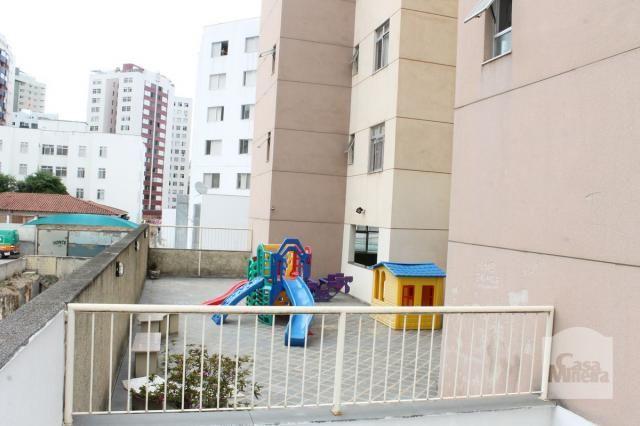 Apartamento à venda com 3 dormitórios em Grajaú, Belo horizonte cod:257543 - Foto 13