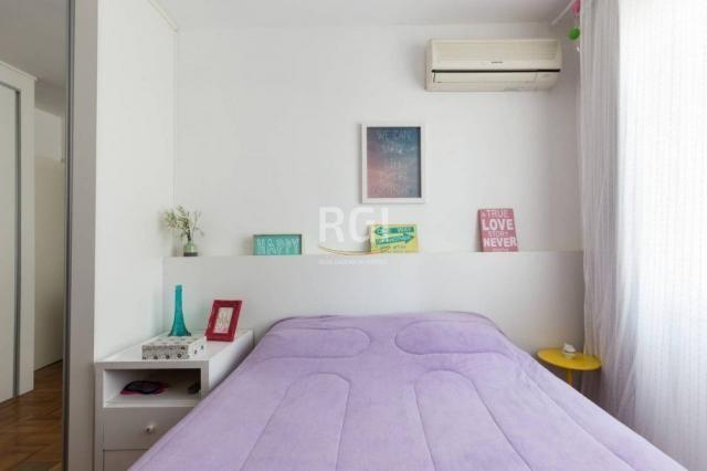 Apartamento à venda com 1 dormitórios em São joão, Porto alegre cod:HT207 - Foto 17